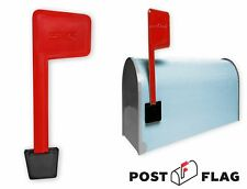 Universal Peel and Stick Replacement Mailbox Flag Replacement (No Tools Requi.