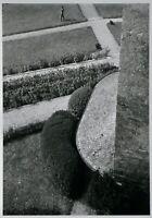 László Moholy-Nagy, Original Fotografie 1928/1994, signiert, La Sarraz