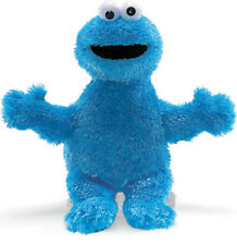 """Sesame Street GUND soft plush toy COOKIE MONSTER 12""""/30cm NEW -LICENSED PRODUCT"""