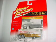 JOHNNY LIGHTNING 1961 FORD THUNDERBIRD INDY 500 REAL RUBBER TIRES FREE USA SHIP