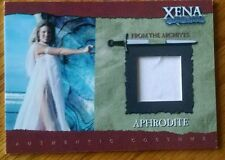 XENA SEASON 6 COSTUME CARD R3 APHRODITE