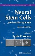 Neural Stem Cells: Methods and Protocols (Methods in Molecular-ExLibrary