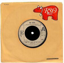 """Bee Gees - Fanny (Be Tender With My Love)  - 7"""" Record Single"""
