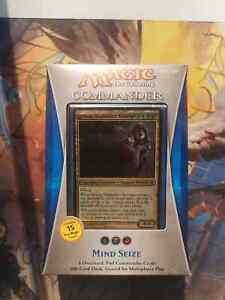 Commander 2013 Mind Seize Deck (MTG) EDH Sealed Magic the gathering MTG
