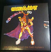 *NEW* CD Album Parliament - Gloryhallastoopid    (Mini LP Style Card Case)
