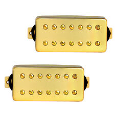 Electric Guitar Pickup 7 String Humbucker Pickups Bridge and Neck Set Gold