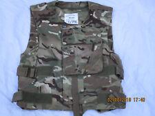Cover Body Armour Ecba ,Is,Mtp,Splinter Protection Vest Cover,Multicam,Size 180/
