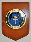 NATO EASTLANT plaque crest shield Eastern Atlantic Command Area RN Royal Navy