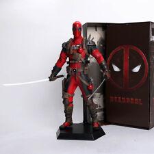 "12"" Marvel Deadpool Action Figure Toy Collectible PVC Model Superhero Gift"