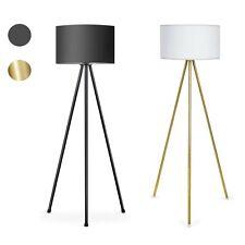 Stehlampe LED Dimmbar Stehleuchte mit Dreibeinstativ aus Metall, Standleuchte
