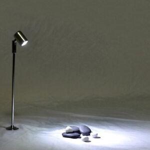 3W LED Pole Light Fixture Desk Lamp Picture Spotlight Showcase Exhibition Hall