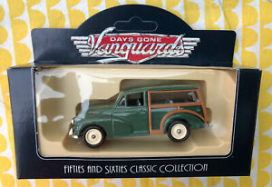Lledo Days Gone Vanguards 50's & 60's Classic Collection 1960 Morris Minor