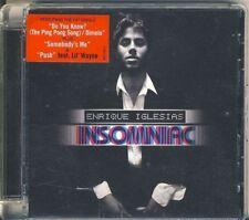 ENRIQUE IGLESIAS - insomniac  CD 2007