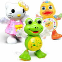 NEW HAPPY DANCING TOY WITH MUSIC AND LIGHTS FROG / BUNNY NEW BRAND