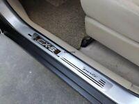 For Mazda Cx5 Cx 5 Accessories Ultra-Thin Door Sill Protector Scuff Car Stiker