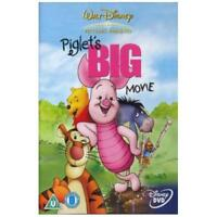 Piglet's Big Movie (Winnie The Pooh) Piglets Region 4 New DVD