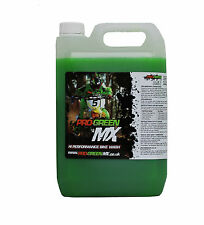 5LTR PRO GREEN MOTORCYCLE BIKE CAR MOTOCROSS CLEANER WASH GETS THE MUC OFF Valet