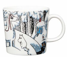 Arabia Moomin Winter Snowhorse 2016 Mug - Snow Horse