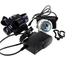 1600 lumen T6 XM-L LED Recharge BIKE Headlight Headlamp Bicycle FRONT LIGHT LAMP