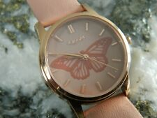 Clogau Pink Butterfly Wrist Watch RRP £350.00
