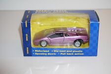 ROAD AND TRACK POWER RACER mint in box 1997 fifty years