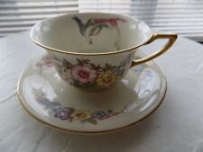 Vintage Rosenthal Ivory Bavaria Phoenix Cup & Saucer | Very Good +