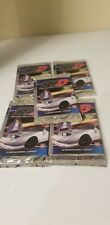 Initial D Collectible Card Game Booster Packs