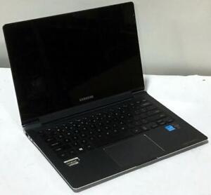 SAMSUNG NP940X3G-K03US I5-4200U 1.60 GHZ /4GB /128GB SSD /NO Battery or OS#61201