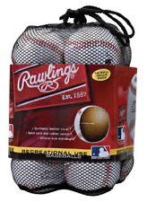 Rawlings Liga Oficial Uso Recreativo Pelotas De Beisbol Paquete De 12