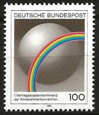 Germany 1995 MNH - General Convention on Climate (Globe and Rainbow)