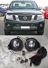 Nissan Navara D40 2005 to 2014 Spot / Driving / Fog Lights Fog Lamps Kit