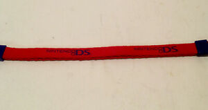 OEM Nintendo DS Red and Blue Strap Only EUC