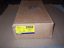 New Square D J250 250 Amp 600v Indoor Breaker Disconnect Enclosure NIB