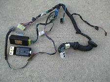 95 96 NISSAN 240SX DRIVER SIDE DOOR WIRE HARNESS OEM P/N 24124-65F03 28515-65F00