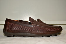 Tommy Bahama Naples Driver Woven Loafer Men's 9.5 M