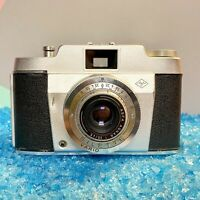 CLA'D Agfa Silette Vario 35mm Film Viewfinder Camera Film Tested Lomo Vintage