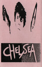 Chelsea 1982 Live Chaos Tapes Live 005 Punk Oi! Cassette Tape VG+/VG+