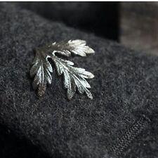 Mens Fashion Accs Maple Leaf Retro Brooch Pin Lapel Party Wedding Corsage