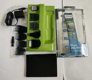 Power Cord & Accessories - Philips Norelco Multigroom Series 3000 - Unused