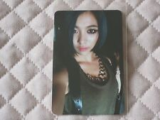 (ver. Luna) f(x) FX 3th Album Red Light Photocard Kpop SM
