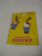 Hello Kitty Chucky Charm Set / Keyring Halloween USJ Universal Studios Japan