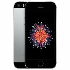 Apple iPhone SE - 32GB - space grey (ohne Simlock) guter Zustand - TOP - MwSt.