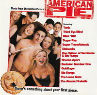 Compilation CD American Pie (Music From The Motion Picture) - Europe (VG+/VG+)