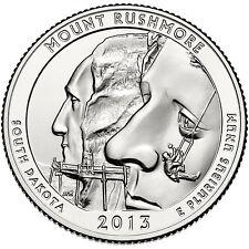 2013 D  Mount Rushmore - South Dakota - America The Beautiful