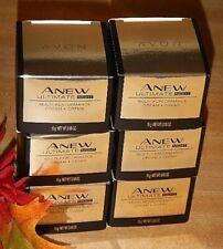 Lot of 6 - Avon Anew Ultimate Night Multi-Performance Cream Travel Size (.50oz)