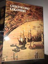 TAVIANI - CRISTOFORO COLOMBO LA GENESI DELLA SCOPERTA - DE AGOSTINI, 1974