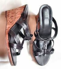 Marks and Spencer Platforms, Wedges 100% Leather Casual Women's Shoes