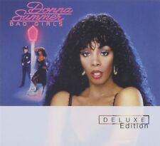 DONNA SUMMER Bad Girls (1979 Disco Album) Remastered 2003 Def Jam Deluxe Ed 2 CD