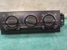 HVAC Climate Control Module Dorman Reman 599-193 Fits Chevrolet 2002-99 GMC02-99