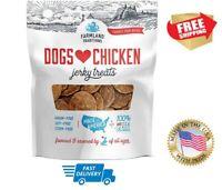 Farmland Traditions Filler Free Dogs Love Chicken Premium Jerky( 454g) 1Lb